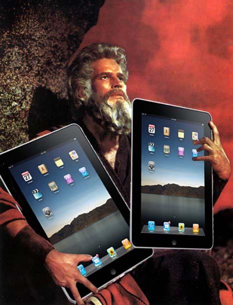 Moses-iPads